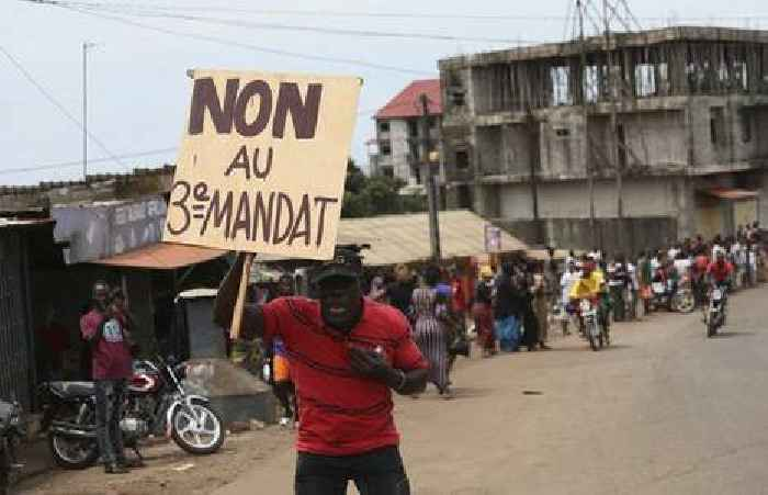 Guinea's constitutional court confirms victory of Alpha Conde in presidential election