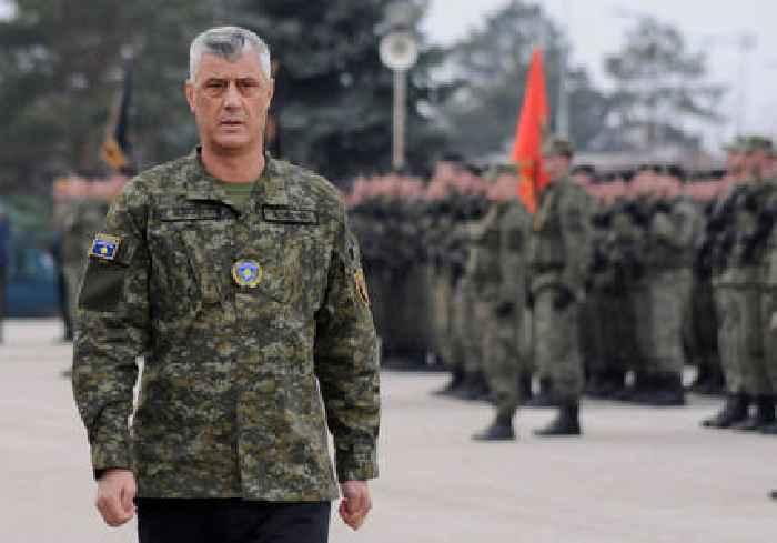 Former Kosovo president faces war crimes judge after shock resignation