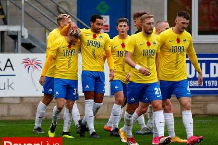 FA Cup defeat for Torquay 'mustn't let it break our season up' says Gary Johnson