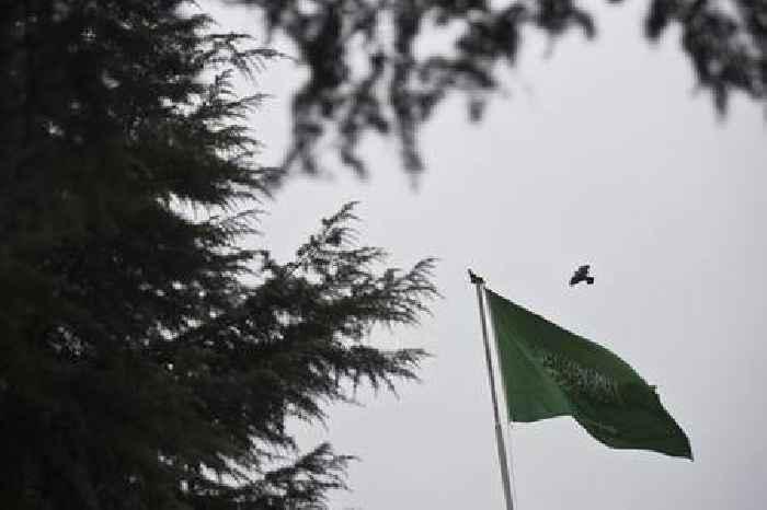 Saudi Arabian embassy in The Hague sprayed with gunfire