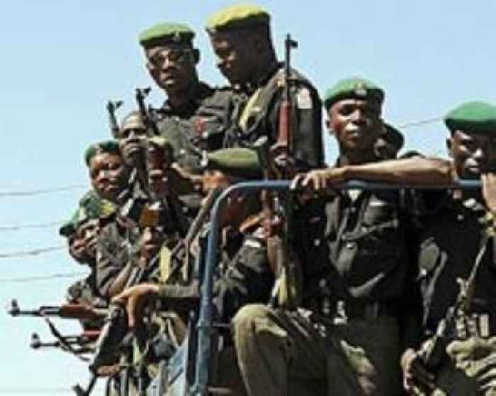 Nigeria army denies killing peaceful protesters