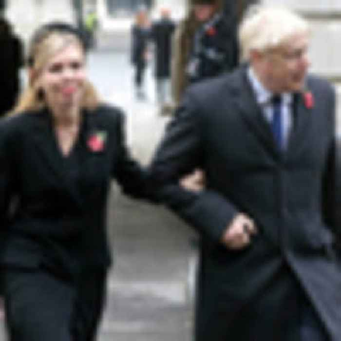 British Prime Minister Boris Johnson's fiancee Carrie Symonds 'trying to run government by WhatsApp'