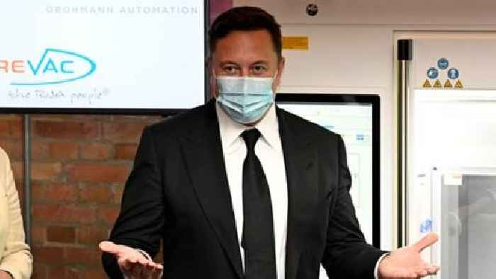 Elon Musk says first Mars colony settlers will live in 'glass domes' before terraforming planet