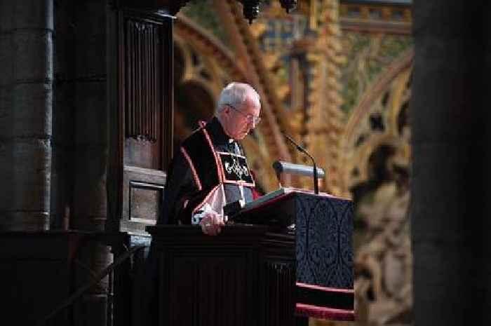 Archbishop of Canterbury to take a sabbatical for 'spiritual renewal'