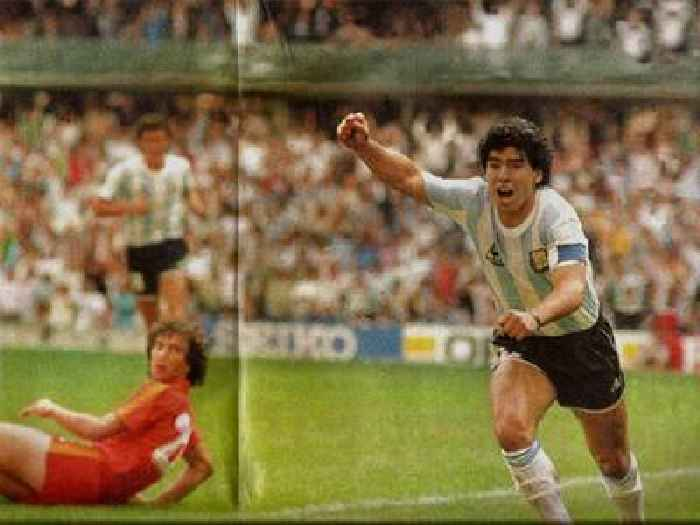 Football was only part of it: Diego Maradona transcended sport