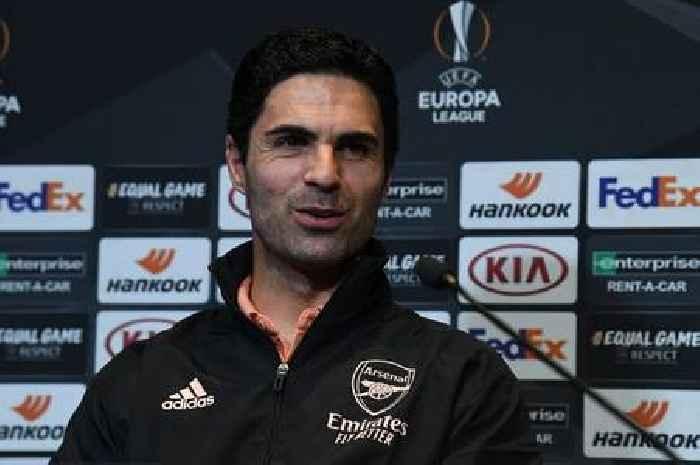 Arsenal press conference live as Mikel Arteta addresses Rapid Vienna win