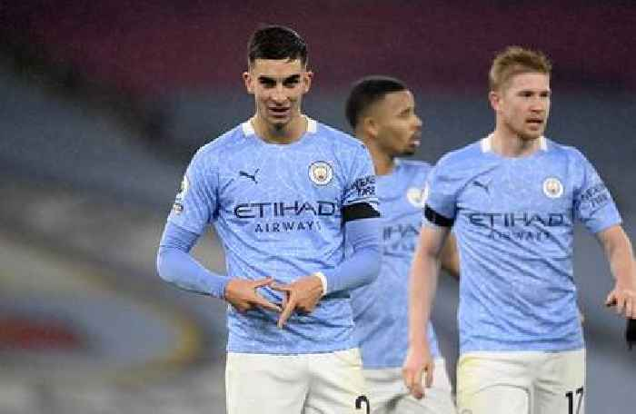 Manchester City cruise to 2-0 win over Fulham