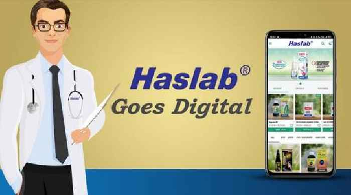 Haslab Launches India's First Homeopathy Healthcare Mobile Application in Collaboration with 3EA