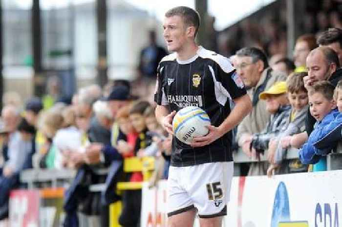 Death announced of former Port Vale player Lee Collins aged 32