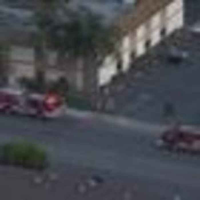 Child among four killed in California office shooting