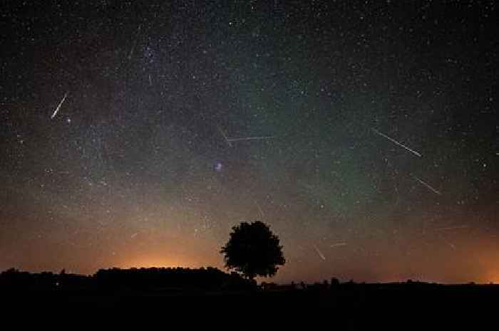 Lyrid meteor shower 2021 - when it is and how you can see it