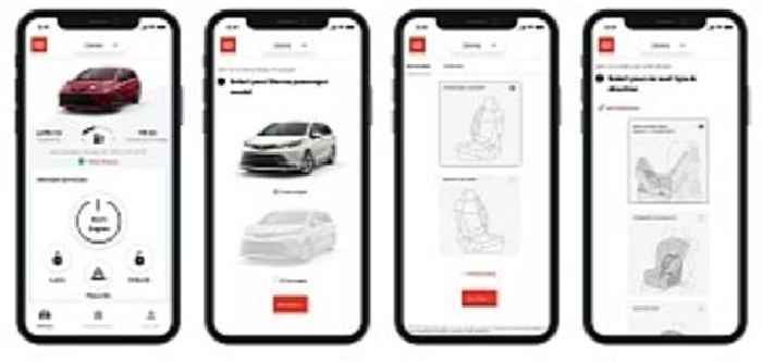 Toyota Now Has a Mobile App to Help You Install a