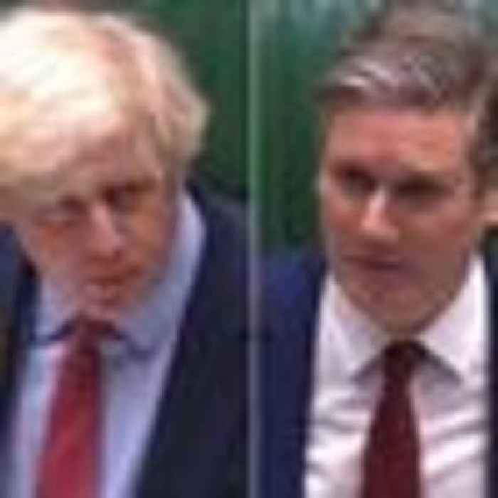 Johnson and Starmer speak of 'hope' after 'dark days' of pandemic in Easter messages