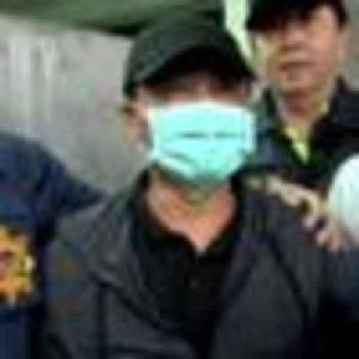 Truck owner who caused deadly Taiwan train crash apologises through tears