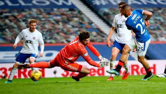 Gerrard relishing Old Firm clash in Scottish Cup last-16 as Rangers keep double hopes alive