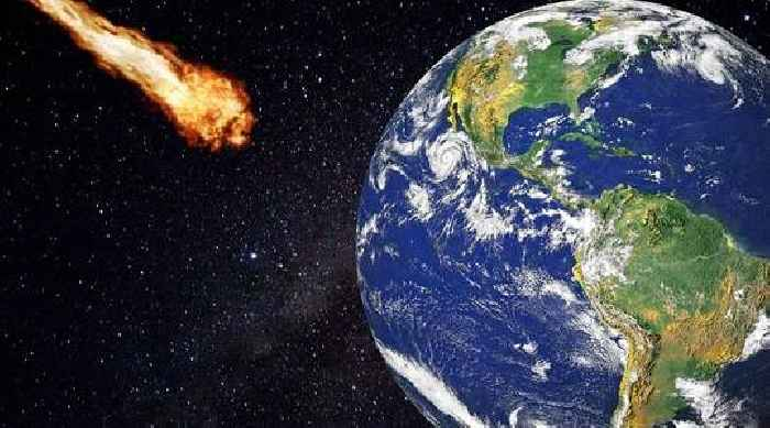 Discovered Ancient Meteoritic Impact Over Antarctica 430,000 Years Ago