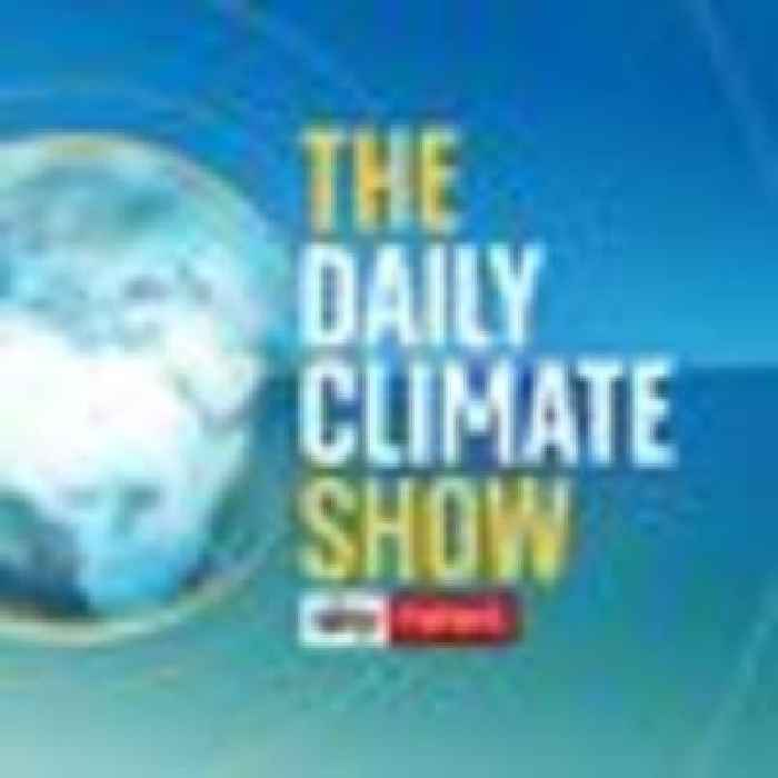 The Daily Climate Show: Sky News programme dedicated to global crisis is launching this week