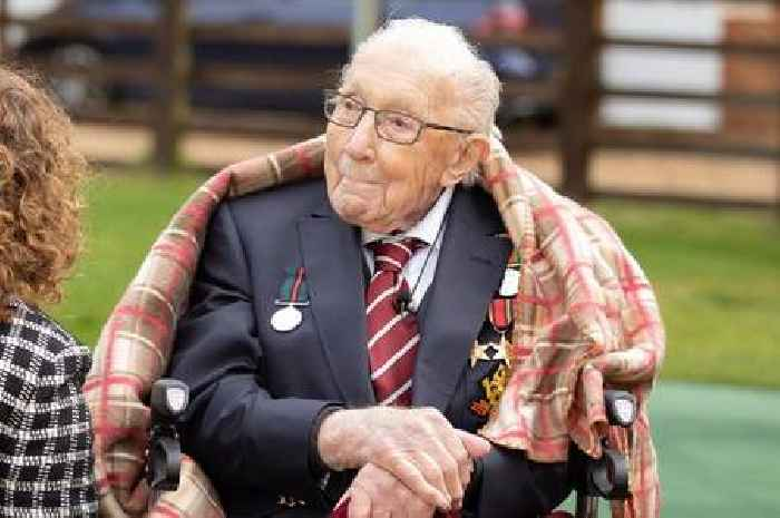 Daughter says captain Sir Tom Moore was looking forward to his 101st birthday