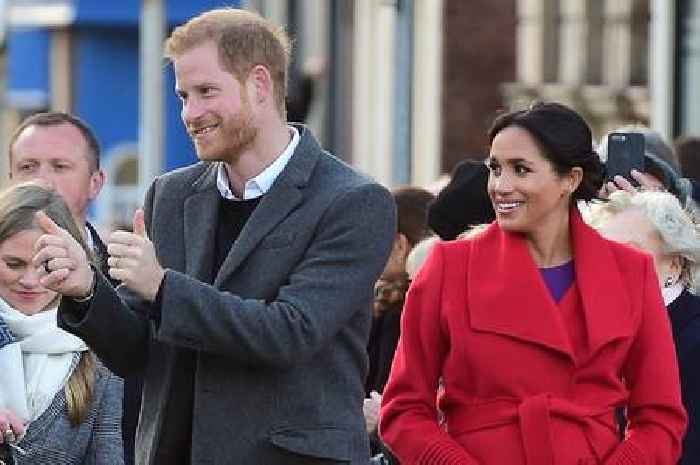 Prince Harry and Meghan Markle's first show on Netflix announced