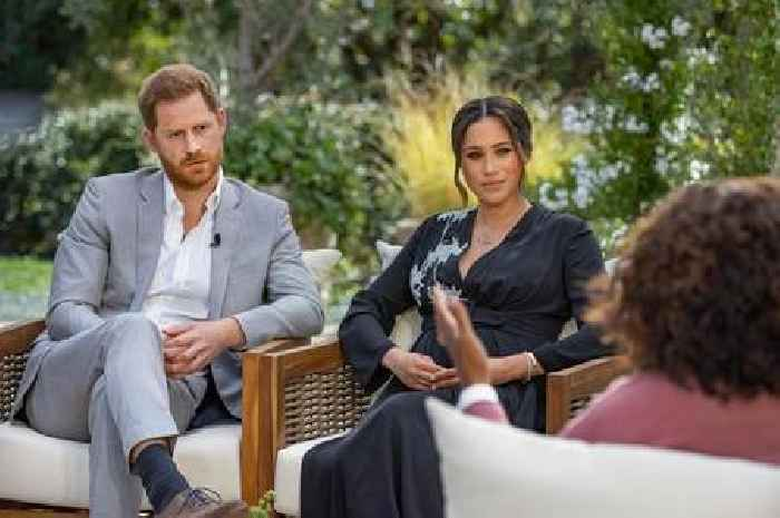 Prince Harry and Meghan announce first Netflix project after signing deal