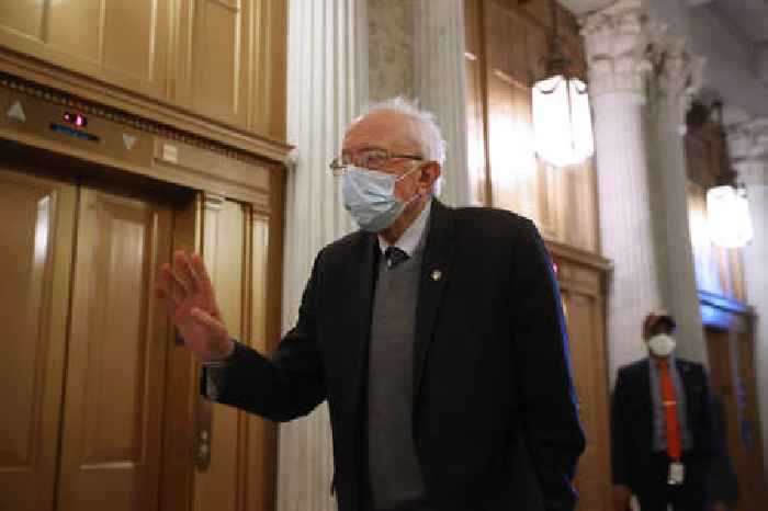 Bernie Sanders To Press Joe Manchin on Minimum Wage Increase