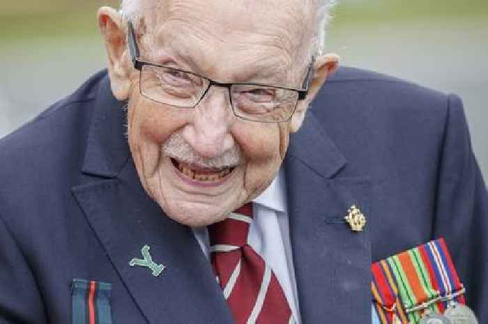 Captain Sir Tom Moore was looking forward to his 101st birthday, daughter says