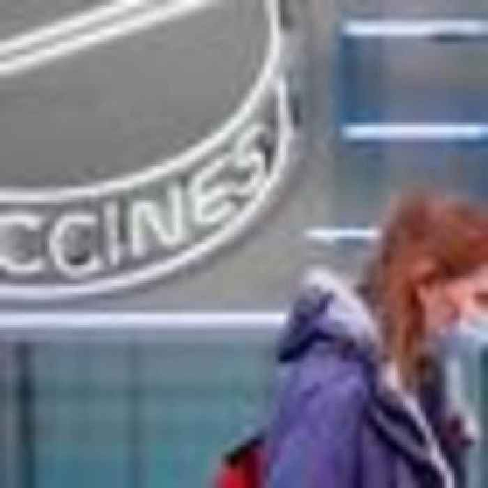 Vaccine rollout to be 'considerably slower' until end of July, government advisers say