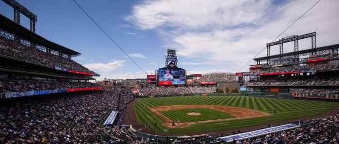 MLB All-Star Lineup: Colorado vs. Georgia