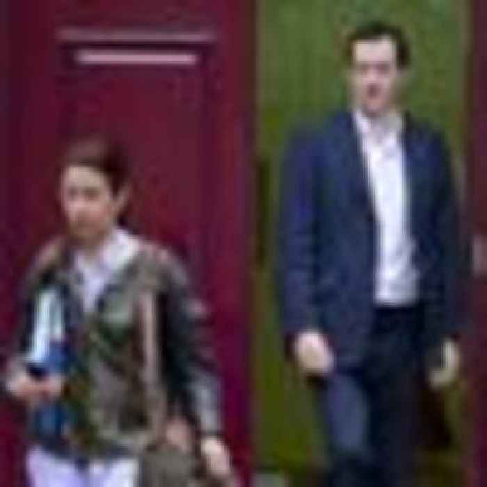 George Osborne announces engagement to former adviser Thea Rogers