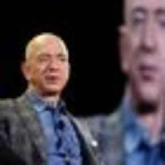 Amazon boss (and world's richest man) Bezos backs tax hike after Biden criticism