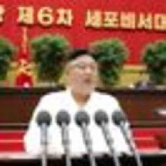 Kim Jong Un says North Korea is facing its 'worst-ever situation'