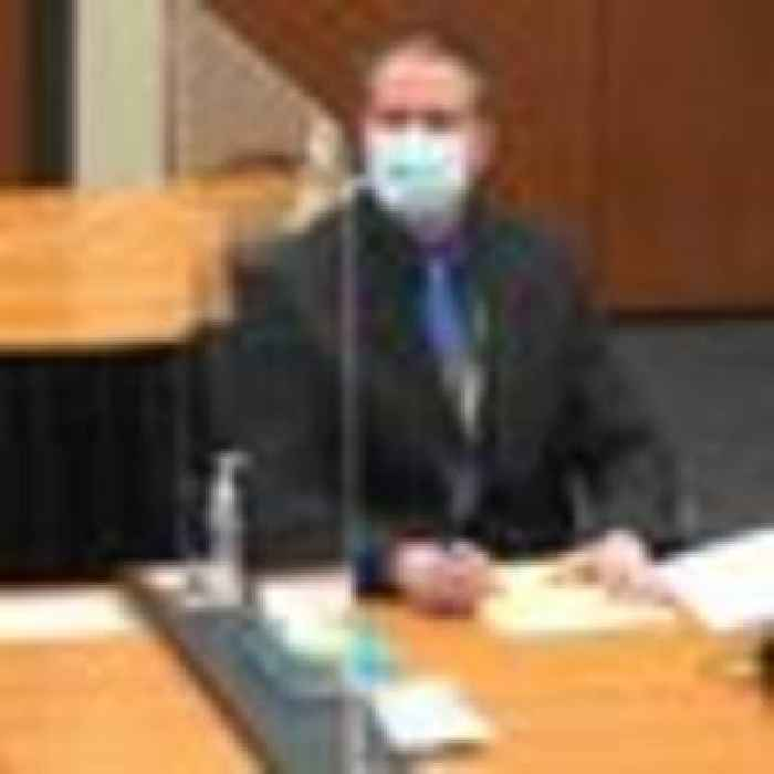 Officer who arrested George Floyd should have used 'no force' after detaining him, trial hears