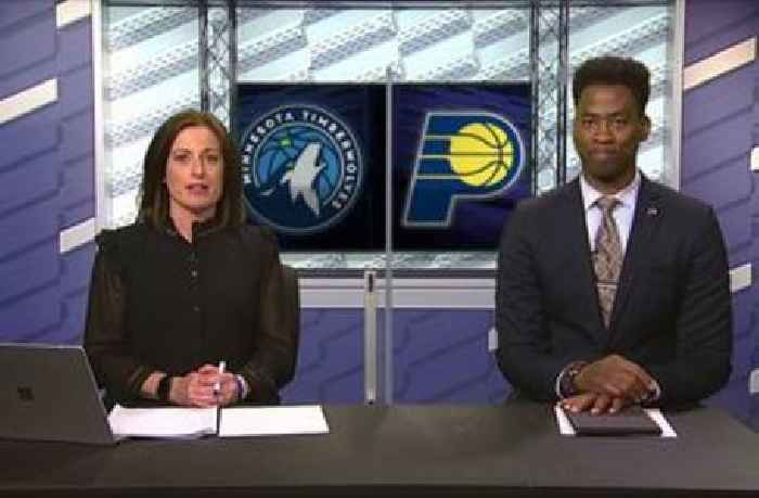 Wolves Fastbreak: KAT, Ant deliver per usual, Minnesota falls by four to Indiana
