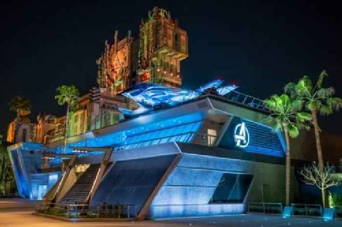 Disneyland's Avengers Campus Sets New Opening Date