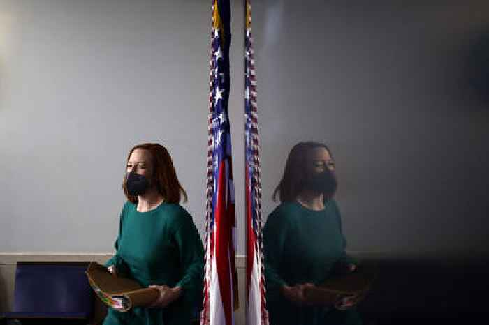 VP Harris Goes to the Bakery, Not to the Border; Jen Psaki Shots Back at Critics
