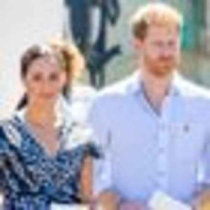 Police called to alerts at Harry and Meghan's home nine times in nine months