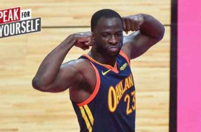 Ric Bucher: Draymond Green is right about the NBA getting soft, but he's also part of the problem | SPEAK FOR YOURSELF