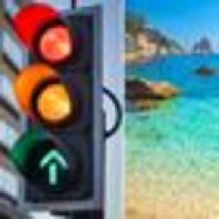 Govt refuses to confirm when foreign holidays can resume - as traffic light system unveiled