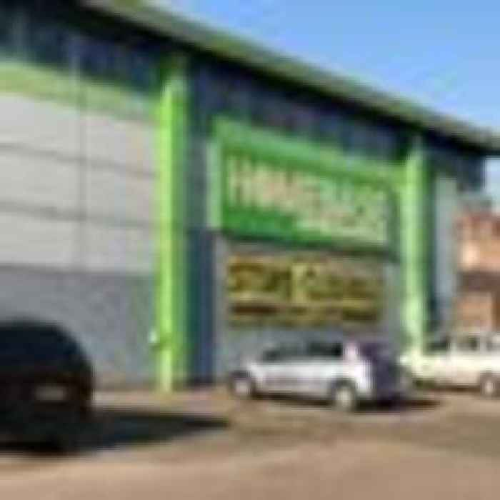Tycoon Osmond assembles £300m offer for DIY chain Homebase