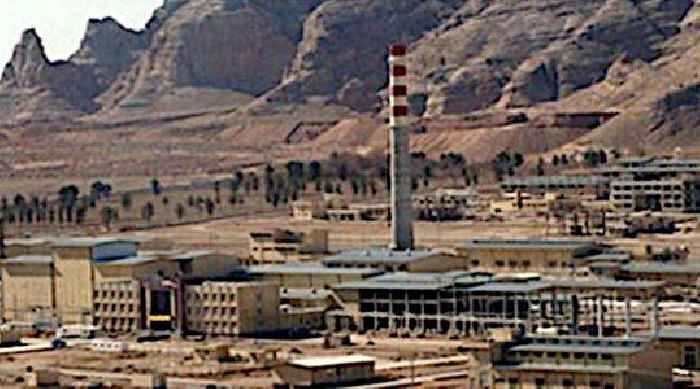 Iran Says Blackout At Natanz Nuclear Site Act Of 'Nuclear Terrorism'