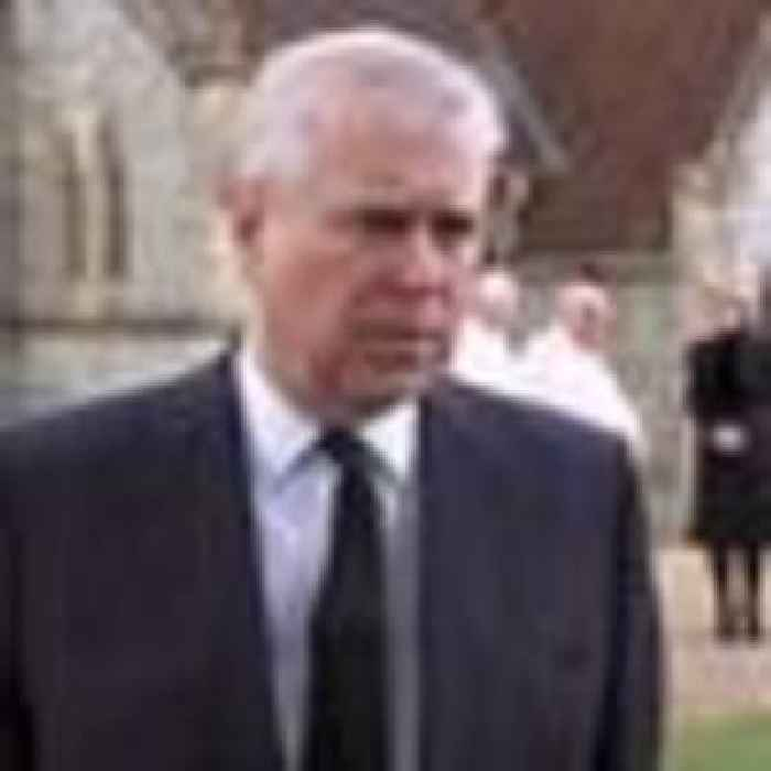 Queen described loss of husband Philip as a 'huge void', says Prince Andrew