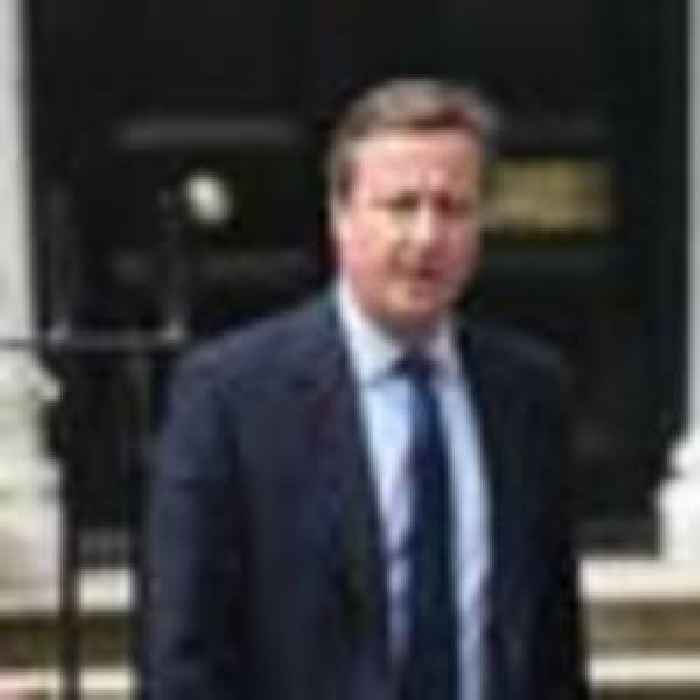 What is the Greensill lobbying scandal and why is David Cameron involved?
