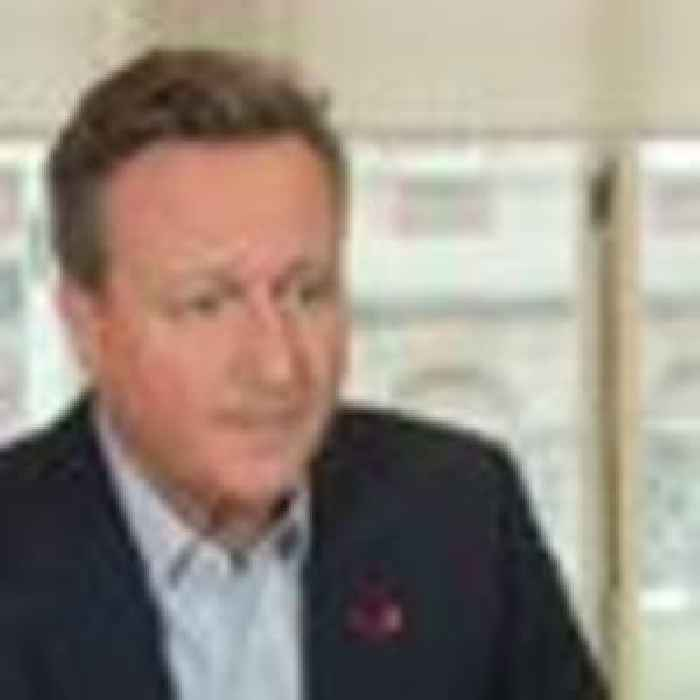 'Lessons to be learnt': David Cameron breaks silence over Greensill lobbying controversy
