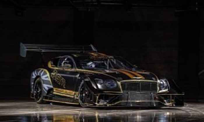 Bentley Continental GT3 to Run the Race to the Clouds on Renewable Fuel