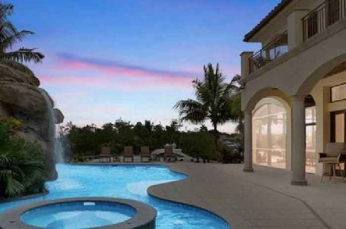 Ex-Masters champ Dustin Johnson and Paulina Gretzky sell £12m Florida mansion