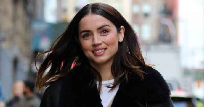 Ana De Armas Spotted With Mystery Hunk After Shutting Down Reconciliation Rumors With Ex Fling Ben Affleck
