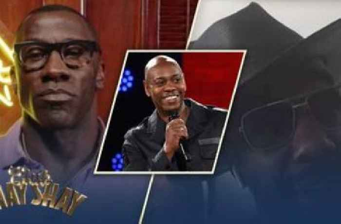 Dave Chappelle isn't on J.B. Smoove's Comedian Mt. Rushmore | EPISODE 9 | CLUB SHAY SHAY