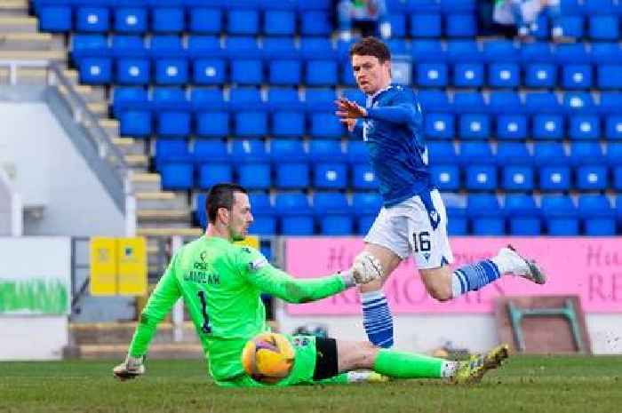 Glenn Middleton admits he'd 'seriously look at' option to stay at St Johnstone