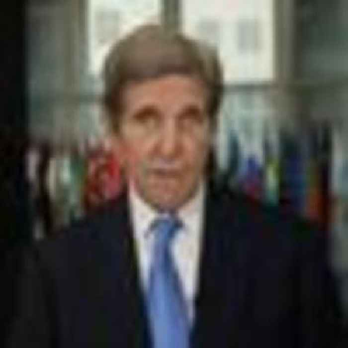 US climate envoy John Kerry calls on China to 'assume responsibility' for its part in global warming