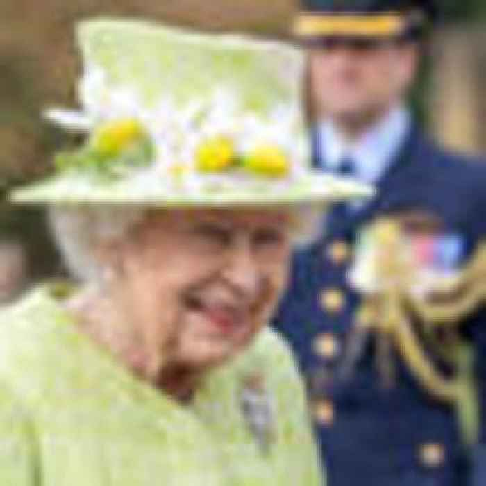 Queen Elizabeth returns to work days after Prince Philip's death